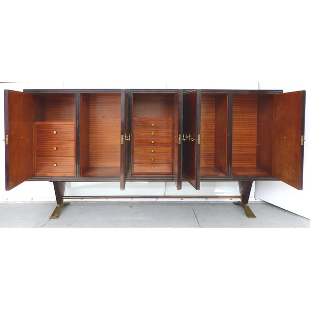 1940s Regency Grand Continental Buffet - Image 3 of 11