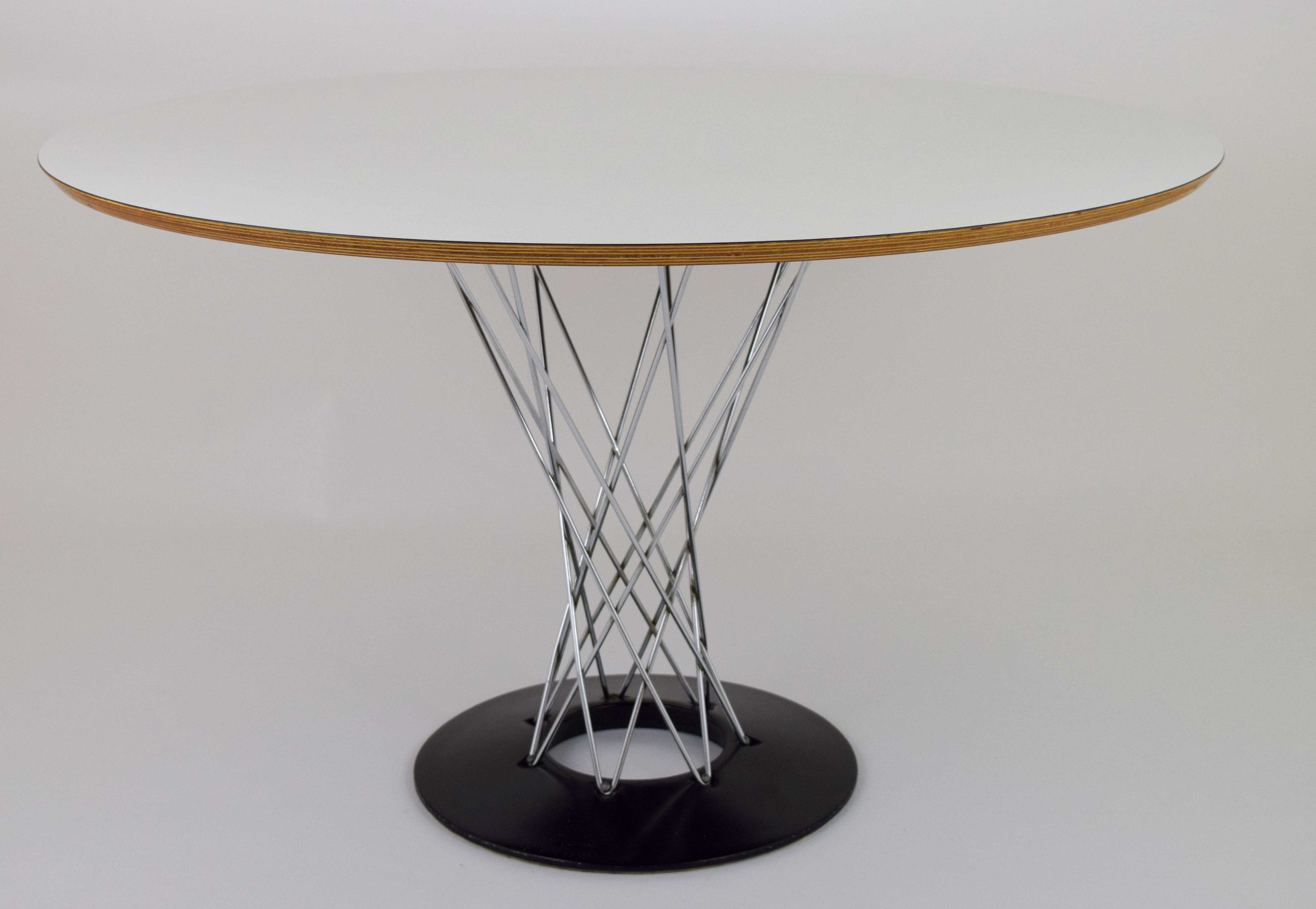 beautiful Noguchi Cyclone Part - 6: Isamu Noguchi Cyclone Table for Knoll For Sale - Image 9 of 9