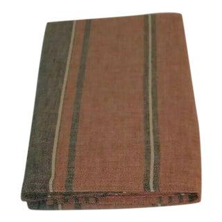 Ralph Lauren Oakview Striped King Pillow Shams For Sale