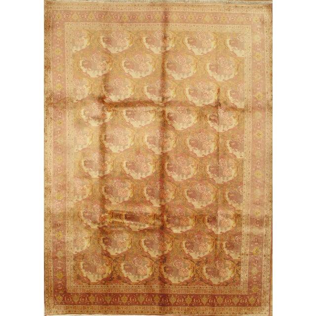 "Pasargad N Y Persian Bidjar Hand-Knotted Rug - 8'5"" X 11'4"" - Image 1 of 2"