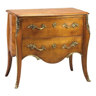 Vintage Louis XV Chest For Sale