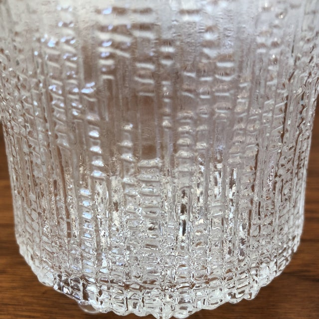 Glass 20th Century Scandinavian Tapio Wirkkala Glasses - Set of 4 For Sale - Image 7 of 9