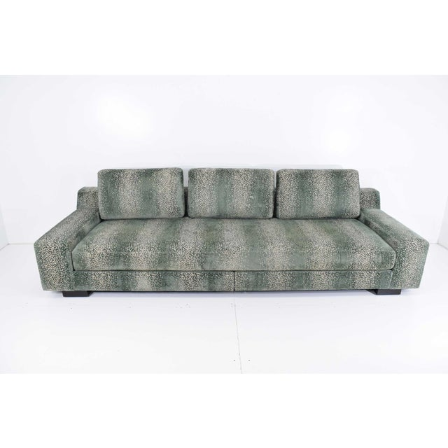 2000 - 2009 Christian Liaigre Augustin Sofa For Sale - Image 5 of 13
