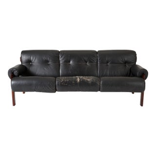 Brazilian Modernist Sofa by Jean Gillon For Sale