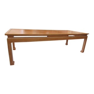 Large Ming Style Coffee Table