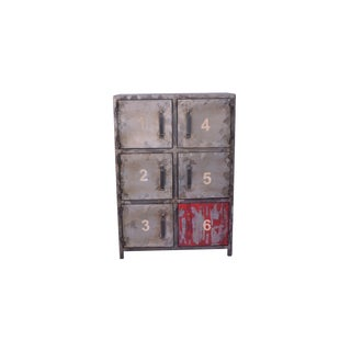Verrell Six Door Cabinet