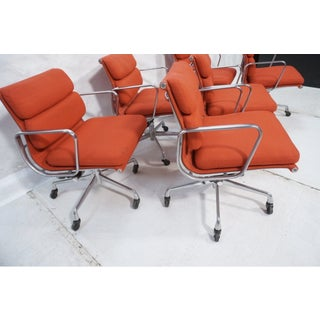1980s Original Eames Herman Miller Chairs- Set of 6 Preview