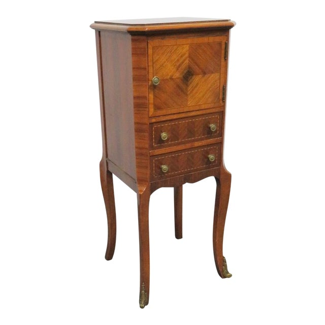 Louis XV Rosewood Nightstand For Sale