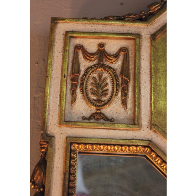 Neoclassical Gilt-Wood Mirror - Image 5 of 5