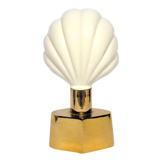 Laurel Shell Lamp
