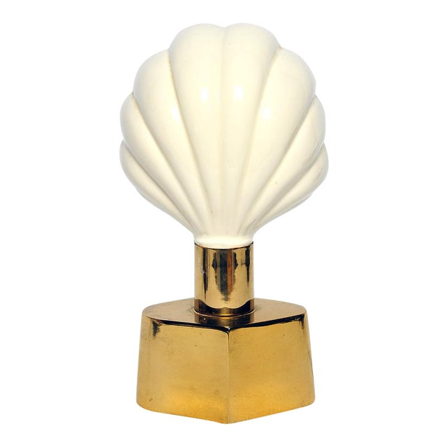 Laurel Shell Lamp For Sale