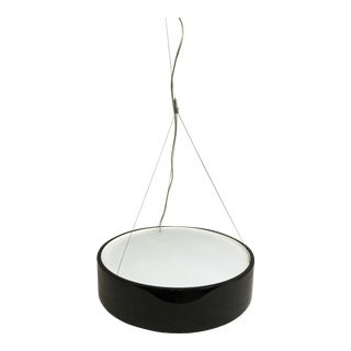Bover Elea Pendant Light in Black For Sale