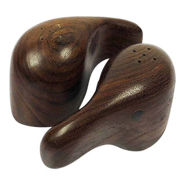 Salt and Pepper Sets by Don Shoemaker - 2 Pieces For Sale