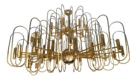 Image of Hollywood Regency Chandeliers