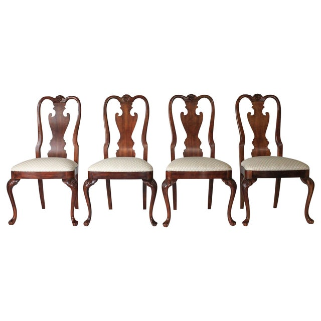 Thomasville Cherry Formal Dining Set - Image 3 of 10