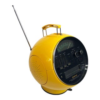 Weltron Space Age 360 Radio, 1971 For Sale