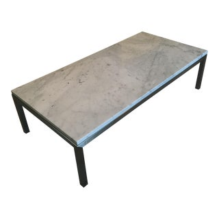 Room & Board Carrera Marble Coffee Table