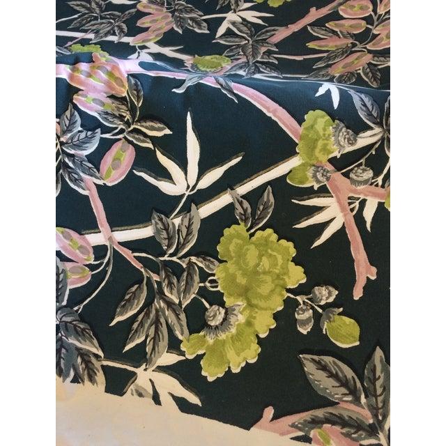 Vintage Botanical Print Fabric - 1 Yard - Image 3 of 3