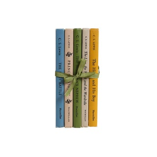 Vintage Book Gift Set: Chronicles of Narnia - Set of 5