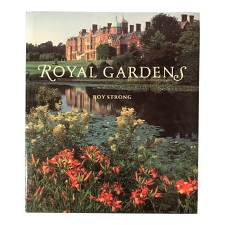 """""""Royal Gardens"""" 1993 First Edition Book For Sale"""