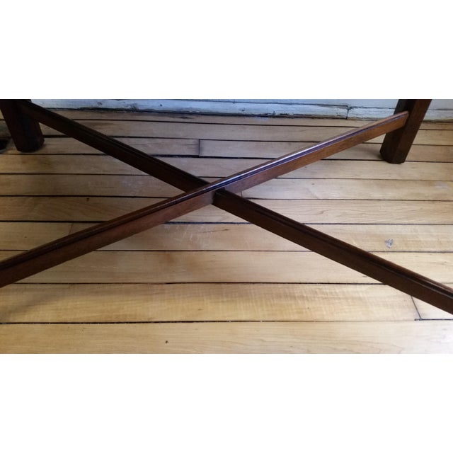 Vintage Mahogany Butler's Table - Image 5 of 10