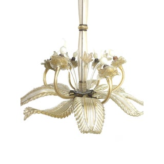 Barovier E Toso Leaf Form Chandelier Preview