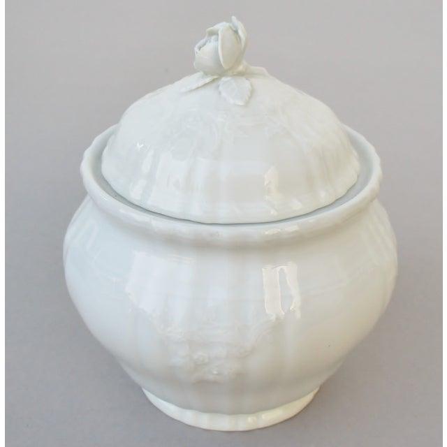 Traditional Vintage KPM Bavarian Porcelain Jar For Sale - Image 3 of 7