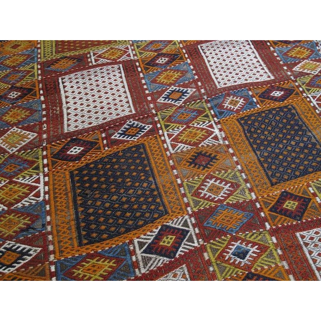 "Southeast Anatolian ""Jijim,"" Long Rug For Sale - Image 4 of 9"