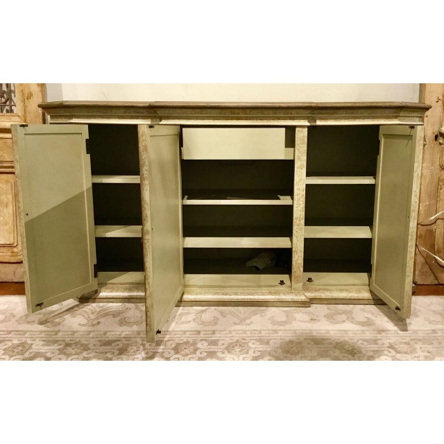Asian Drexel Heritage Flanders Console For Sale - Image 3 of 8