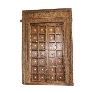 Antique Indian Haveli Door For Sale