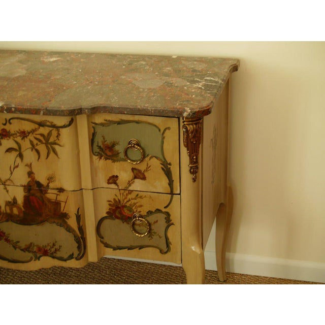 Early 20th Century French Commode For Sale - Image 4 of 6