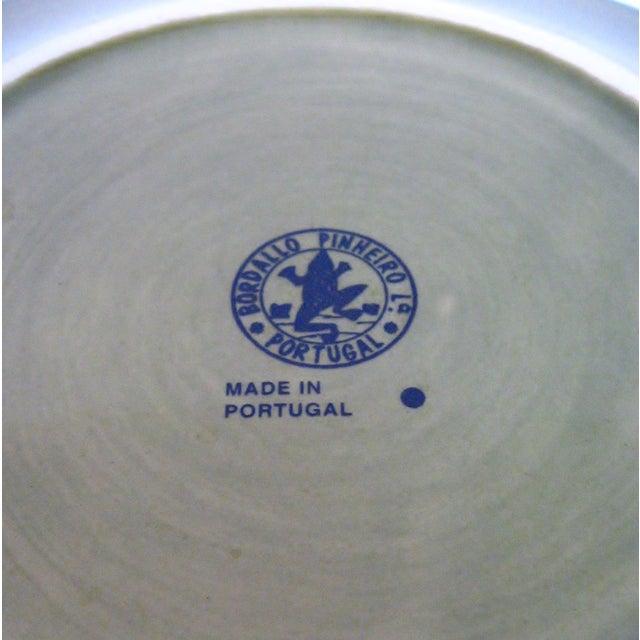Portuguese Porcelain Fruit Plates - Set of 4 - Image 4 of 4