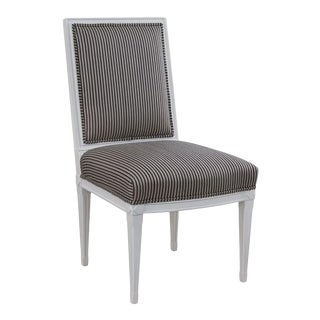 Mary McDonald for Chaddock Delphine Side Chair For Sale
