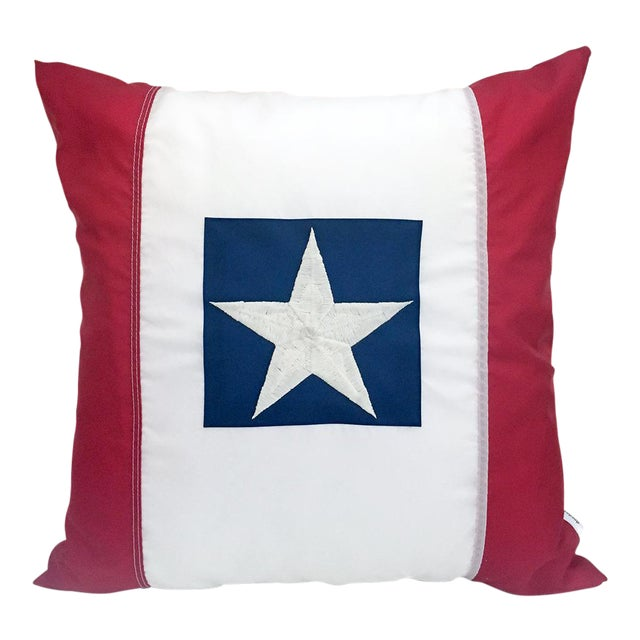 American Flag Pillow For Sale