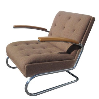 Gilbert Rohde Armchair for Troy Sunshade Company For Sale