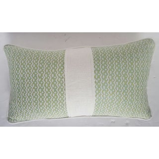 Fortuny Sulphur Green Tapa Pillow Preview
