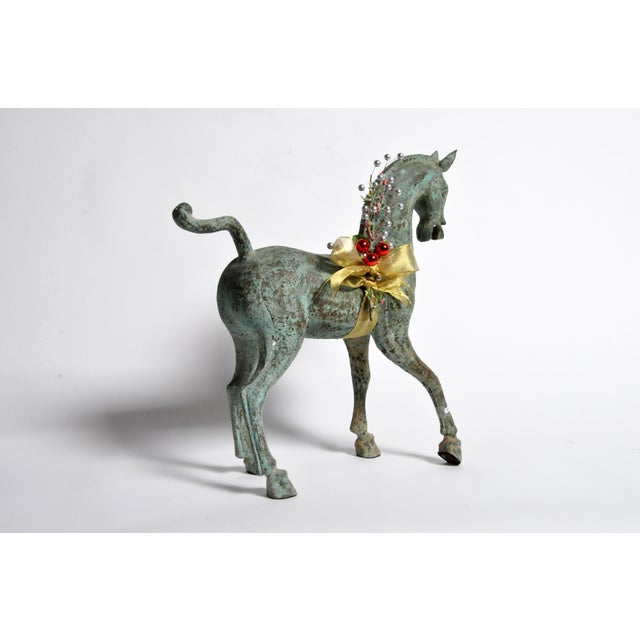 Asian Han Dynasty Style Horse For Sale - Image 3 of 13