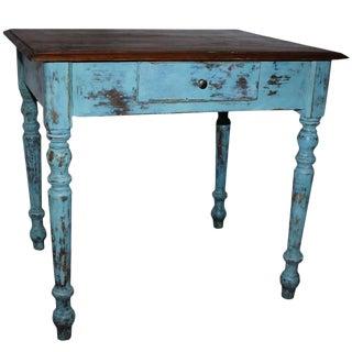 Antique Farm Table For Sale
