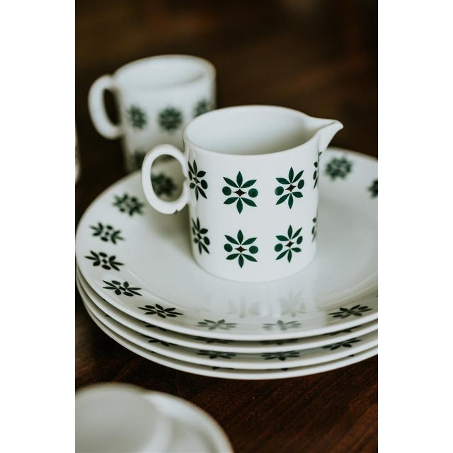 Mid-Century Modern 1960s Vintage Rosenthal Tea Service - 13 Pieces For Sale - Image 3 of 8