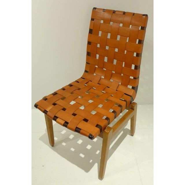 Set of Six Abel Sorenson Chairs for Knoll For Sale In New York - Image 6 of 9
