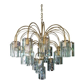 Vintage Forecast Lighting Chandelier