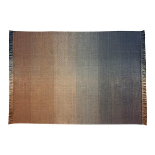 Nanimarquina Shade 2 Hand Loomed Dhurrie Outdoor Rug 170X240 For Sale