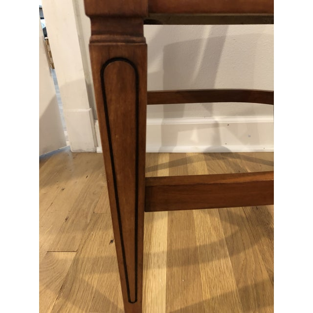 1960s Mid Century Rock Maple Side Chair by R Way For Sale - Image 5 of 8
