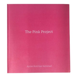 The Pink Project Photography Art Book 2007 Anne Katrine Senstad For Sale