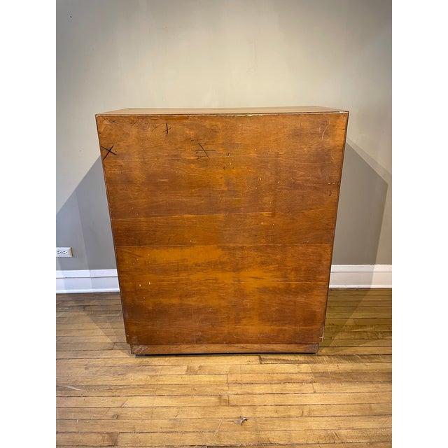 Vintage Crane & MacMahon Mid-Century Dresser For Sale - Image 4 of 10