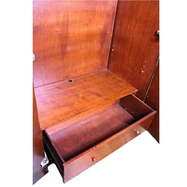 Art Deco Wardrobe Cabinet - Image 10 of 10