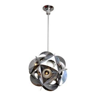 Acona Biconbi Pendant Lamp From Bruno Munari For Sale