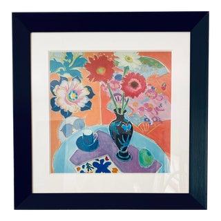 Still Life With Matisse, #5 Framed Fine Art Giclée Print For Sale