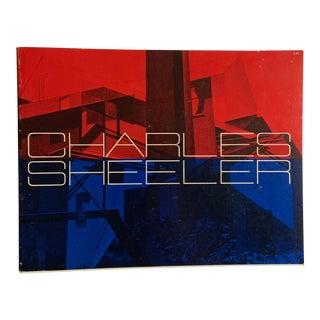 Charles Sheeler 1968 Book For Sale