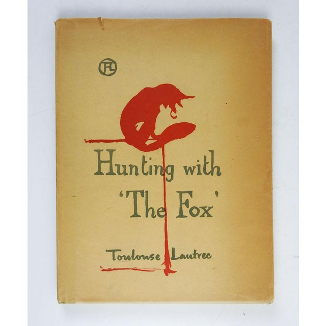 Hunting With the Fox by Toulouse-Lautrec Book For Sale - Image 9 of 9